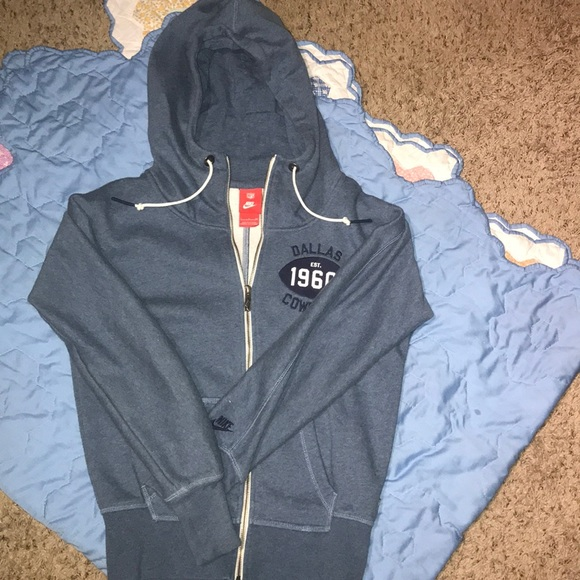 Nike Other - Dallas cowboys hoodie
